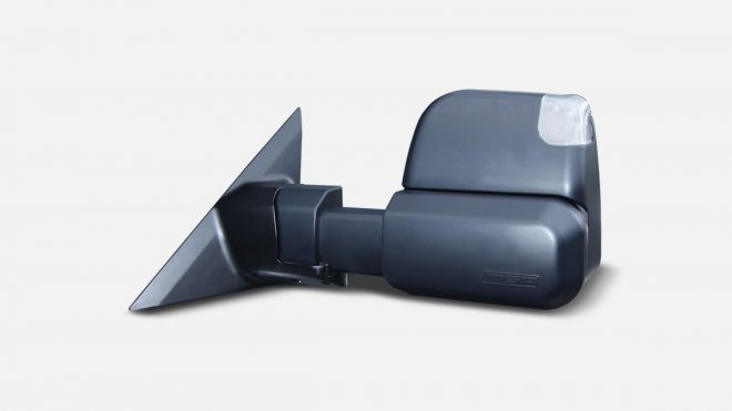 MSA TOWING MIRROR (BLACK HEATED ELECTRIC INDICATORS) FORD RANGER 2012-CURRENT